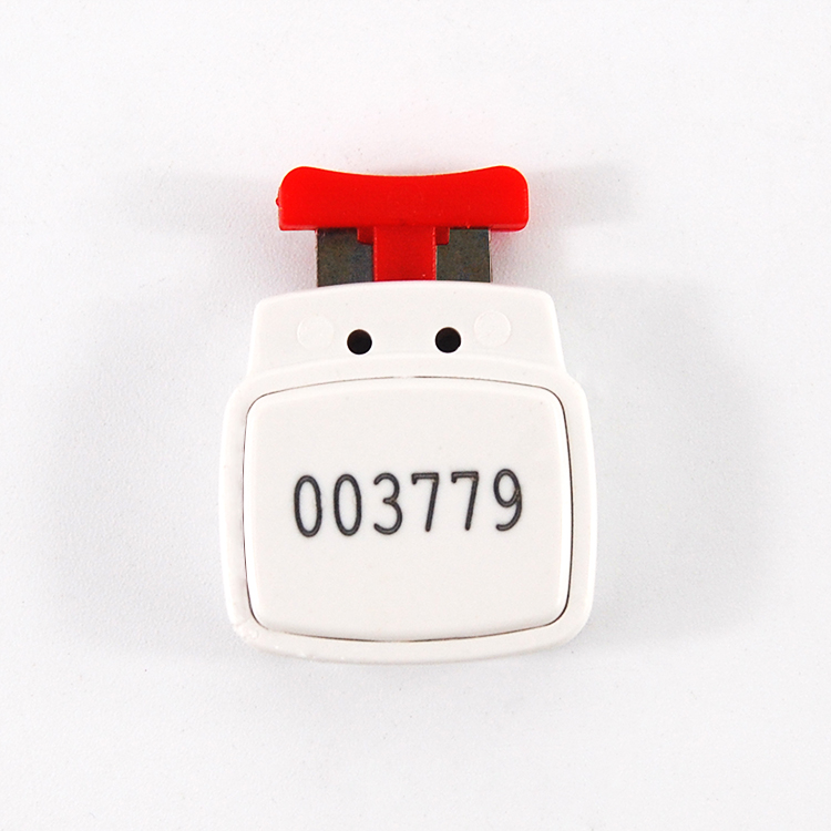 Barcode Meter Twist Tite Security Seals(SL-08E)
