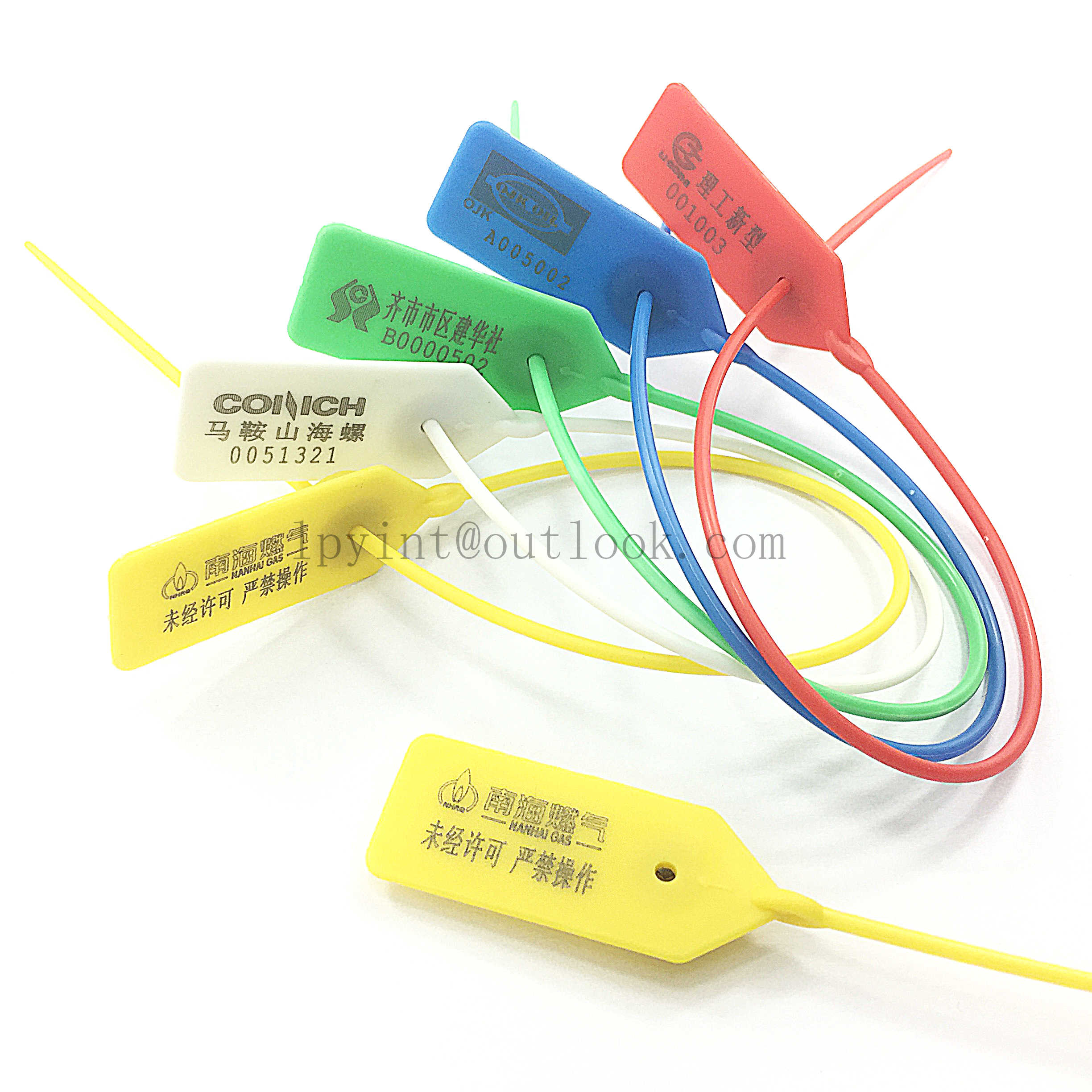 picture of SL-04F plastic seal